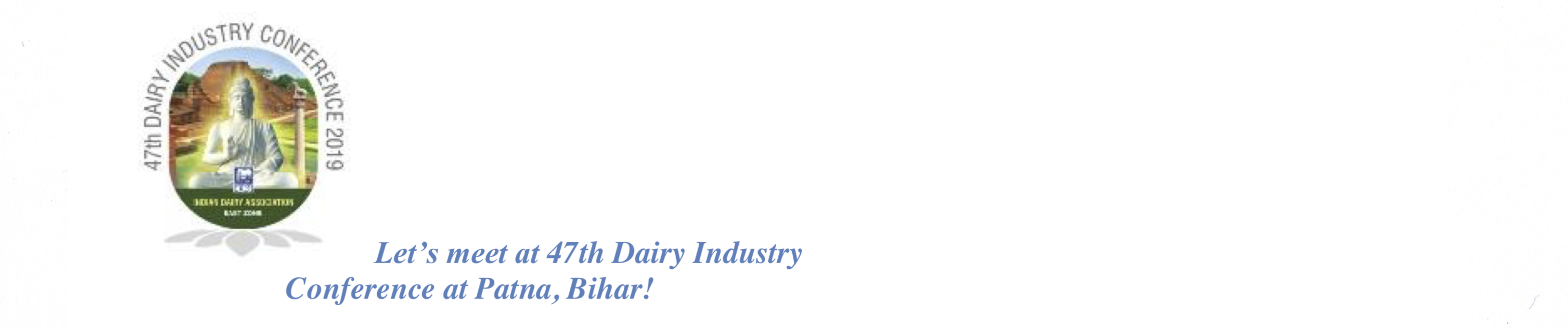 Participation in 47th Dairy Industry Conference 2019